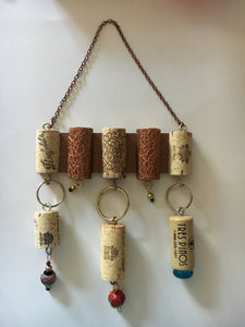 Handmade - Wine Cork Art Collection
