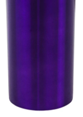 20 oz. Metallic Purple Stainless Steel Skinny Cup