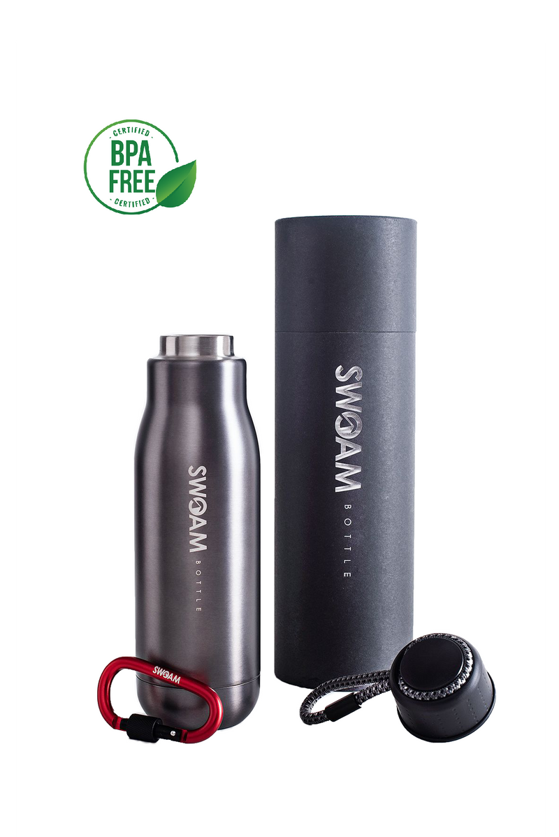 SWOAM Bottle Thermosflasche BPA Free Trinkflasche