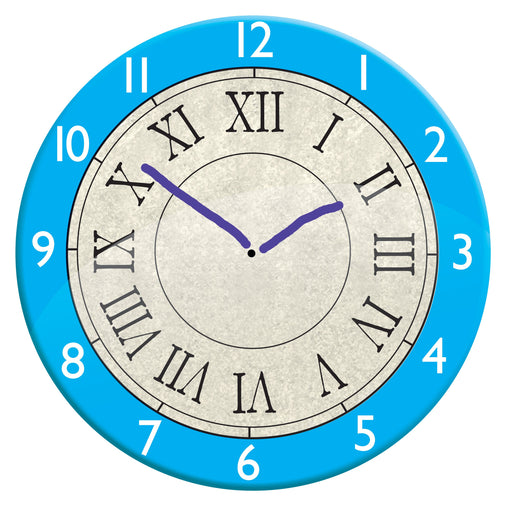 Interactive Roman Whiteboard Clock