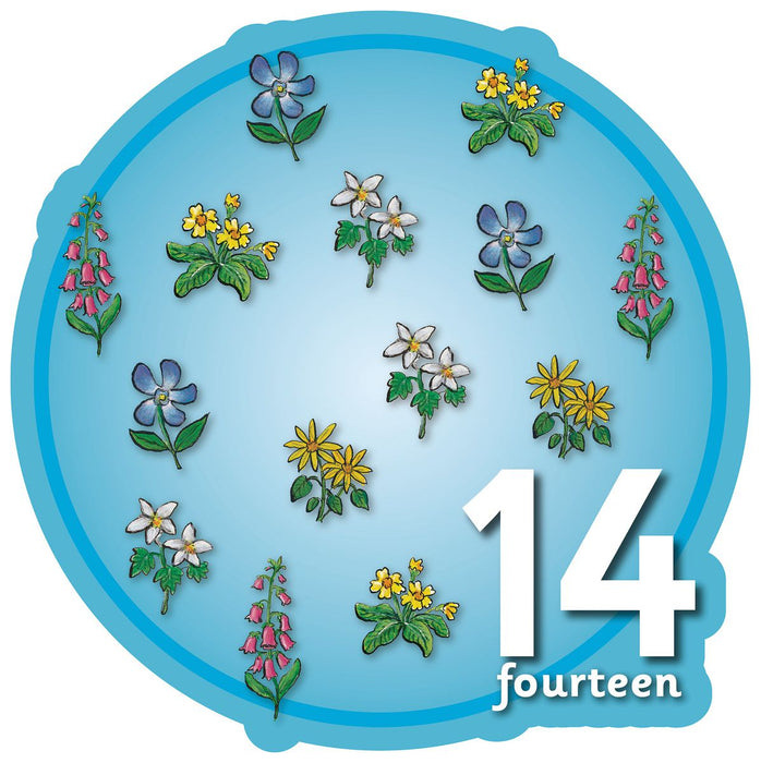 The Gruffalo Circular Number Signs 11-20