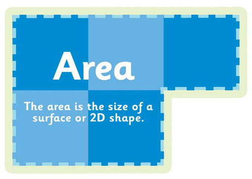 Outdoor Maths Sign Area