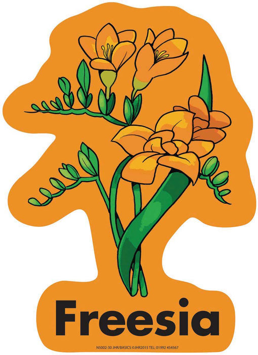 Freesia Sign