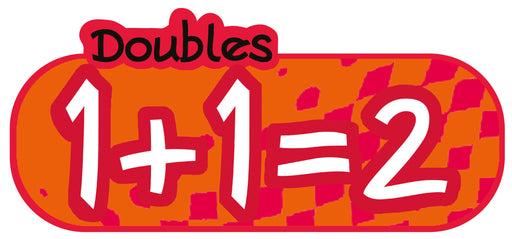 Number Doubles  Sign 1s