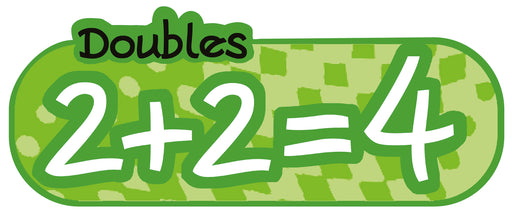 Number Doubles  Sign 2s