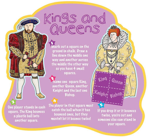 Kings and Queens Playtime Game