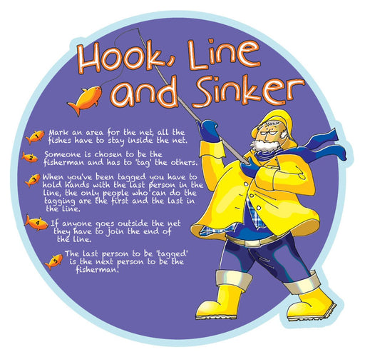 Playground Games Hook, Line and Sinker