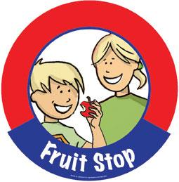 Fruit Stop Buddy Bus Stop
