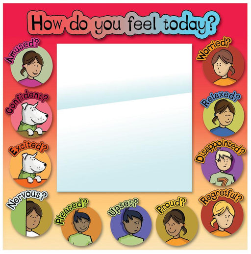 Square Emotional Literacy Mirror