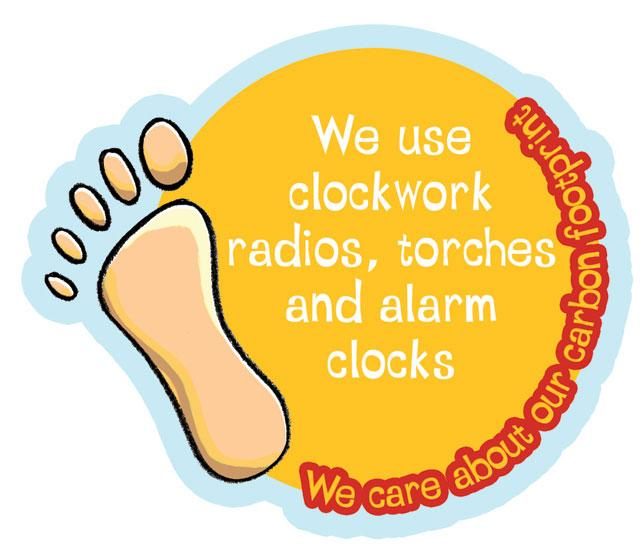 Environment sign Clockwork