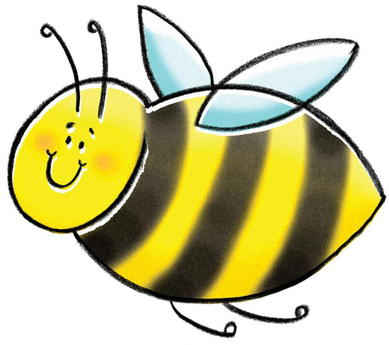 Bumble Bee Window Cling