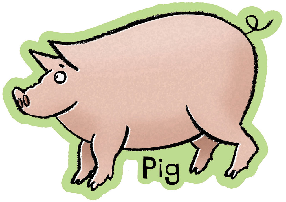 Farmyard Friends Pig