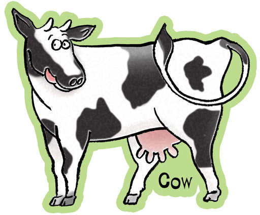 Farmyard Friends Cow