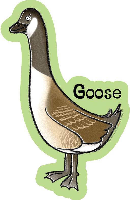 Farmyard Friends Goose
