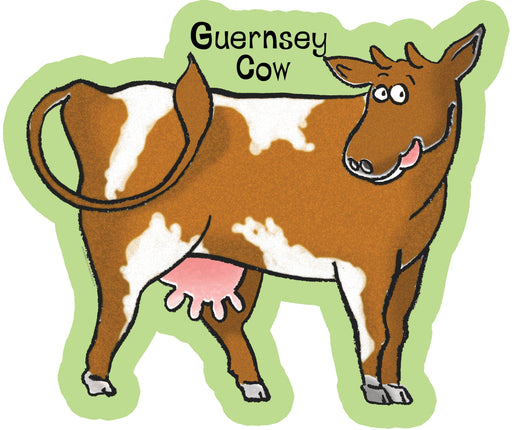 Farmyard Friends Guernsey Cow