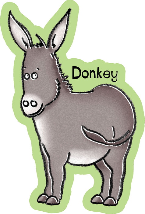 Farmyard Friends Donkey