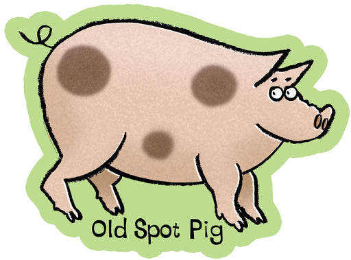 Farmyard Friends Old Spot Pig