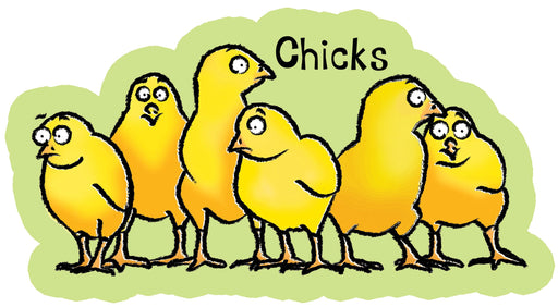 Farmyard Friends Chicks