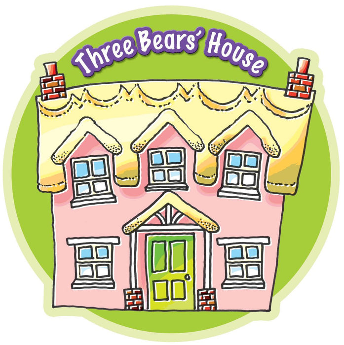 Goldilocks Story 3 Bears Cottage