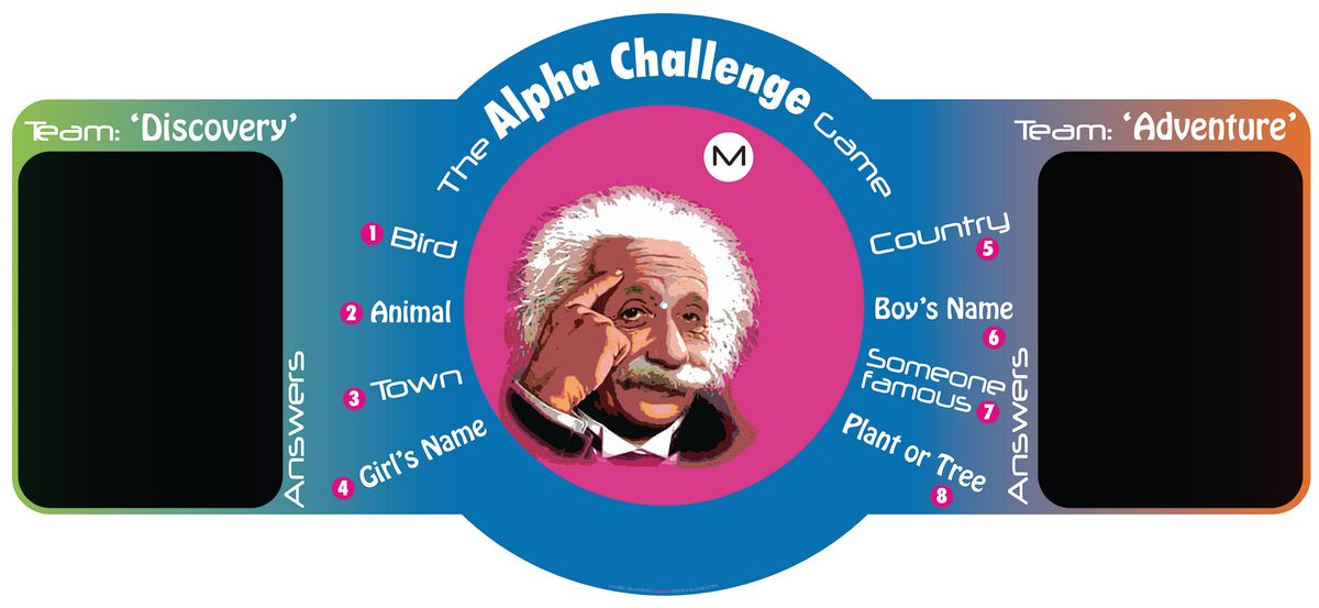 The Alpha Challenge Game