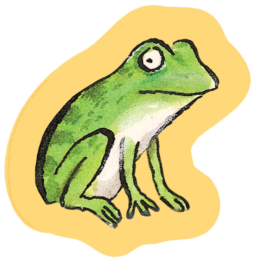 Frog Cut-Out Character