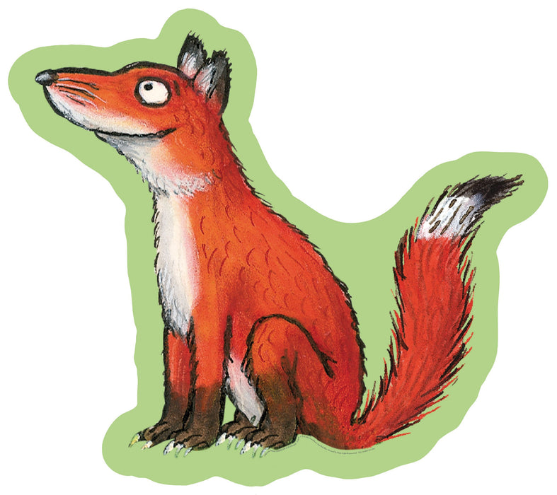 Fox Cut-Out Character