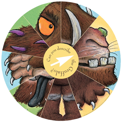 The Gruffalo Spin Wheel