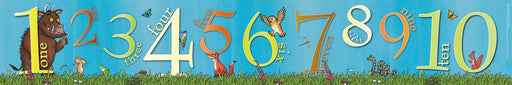 The Gruffalo Number Frieze 1-10