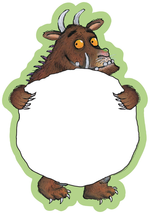 The Gruffalo Circular Whiteboard
