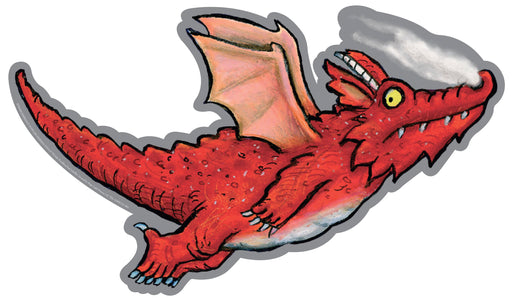 Room on the Broom cut-out Dragon