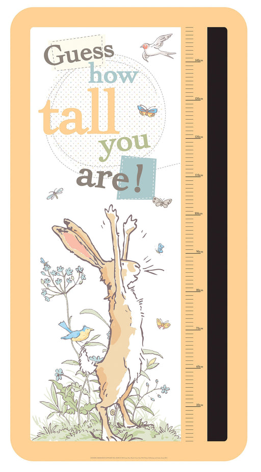 Guess How Tall You Are Height chart
