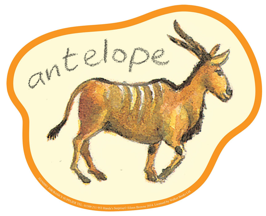 Handa's Surprise Antelope Cut-out Character