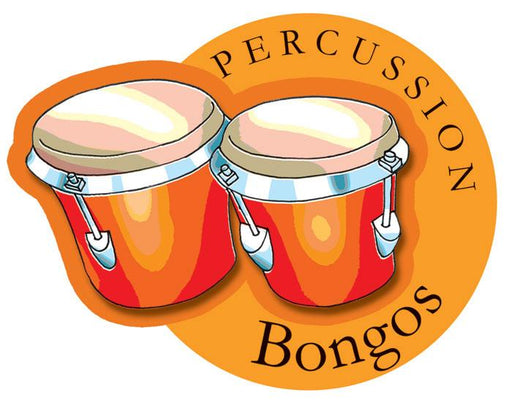 Musical Instruments Shop Signs Bongos