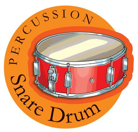 Musical Instruments Shop Signs Snare Drum