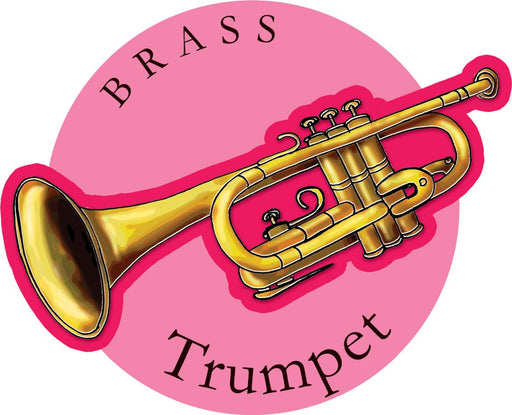 Musical Instruments Shop Signs Trumpet