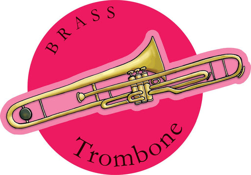 Musical Instruments Shop Signs Vale Trombone