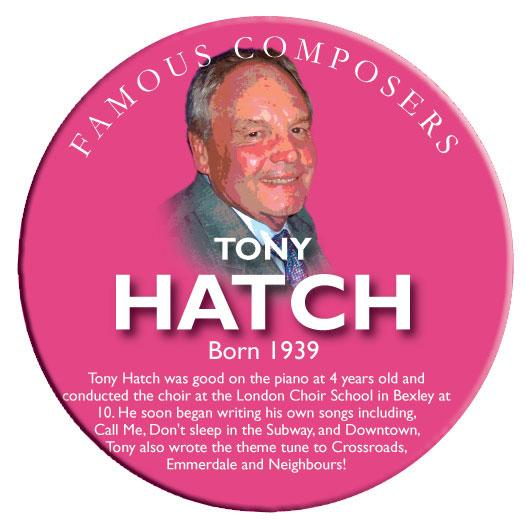 Musical Famous Faces Tony Hatch