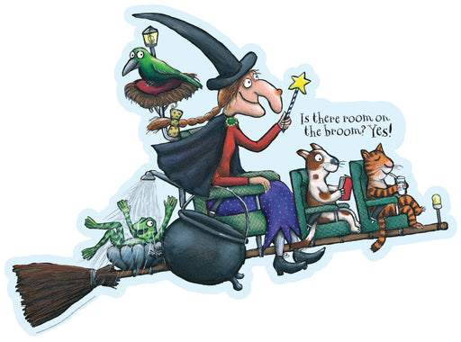 Room on the Broom Cut-out Character