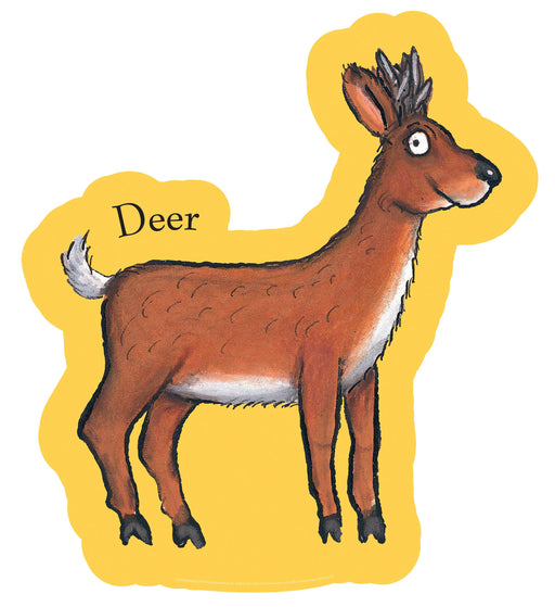 Deer Cut-Out Character