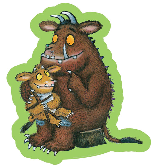 Gruffalo and Child Cut-Out Character