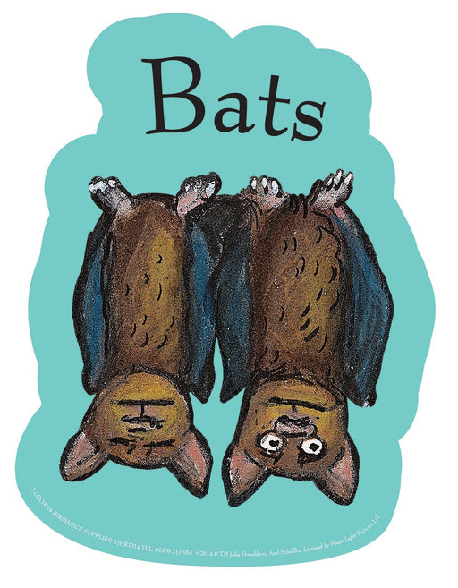 Bats Cut-Out Character