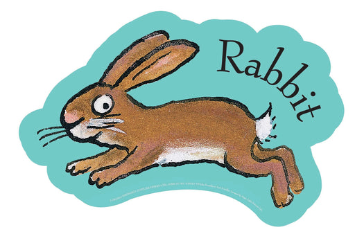 Rabbit Cut-Out Character