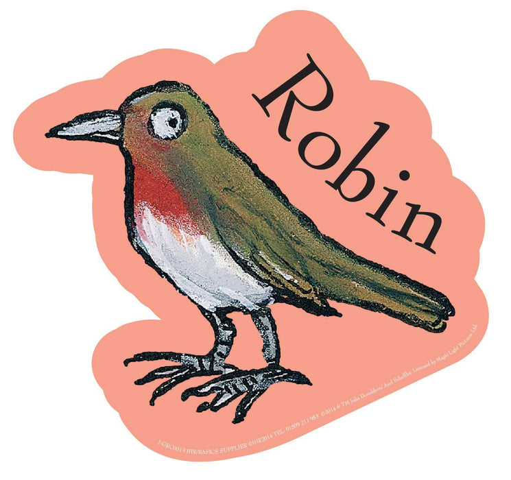 Robin Cut-Out Character