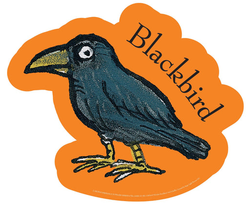 Blackbird Cut-Out Character