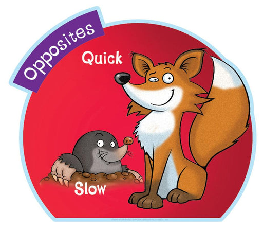 Opposite Signs Quick and Slow