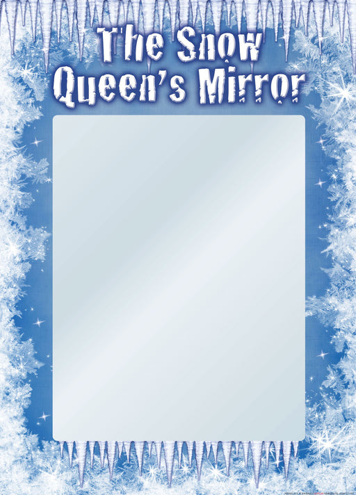 Snow Queen Mirror