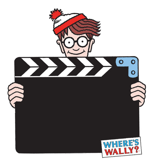 Where's Wally Chalkboard - Film
