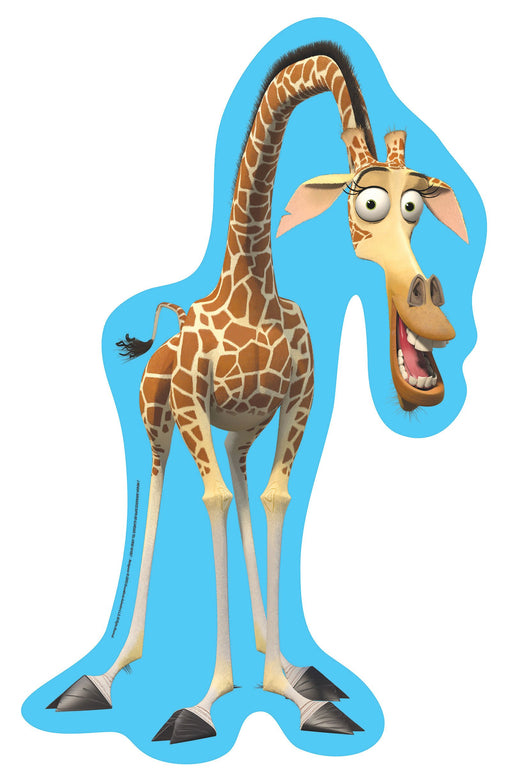Madagascar Cut-out Melman