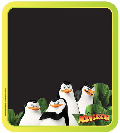 Penguins Chalkboard