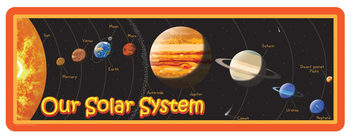 Our Solar System Sign